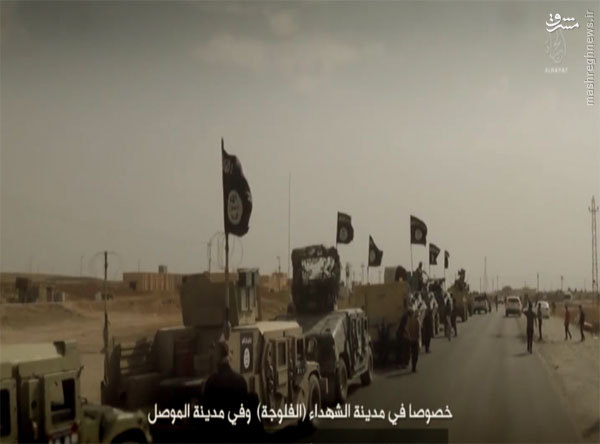 پیام داعش به جهان: اسلام تروریستپرور است/// در حال ویرایش