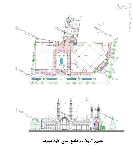مسجدی برای خدا یا الهههای یونان؟ + تصاویر