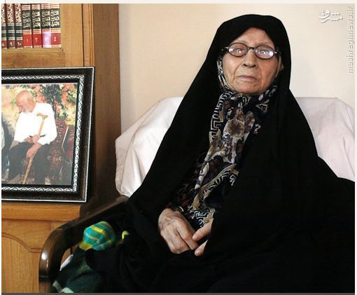سکینه پیوندی مادر رئیس جمهور درگذشت