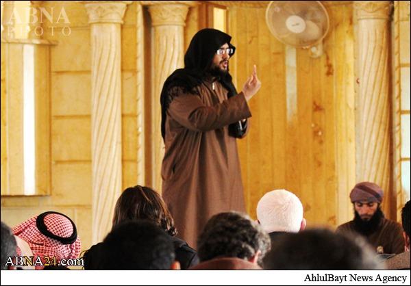 دوره اجباری داعش برای معلمان+تصاویر