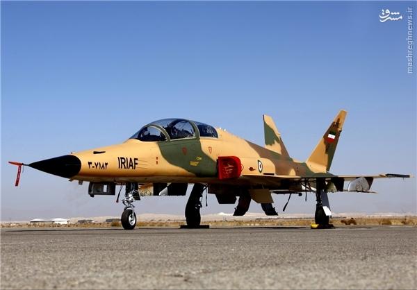 ارتقاء کابین جنگنده های ایرانی دروازه ورود به نیردهای قرن بیست و یکم+عکس