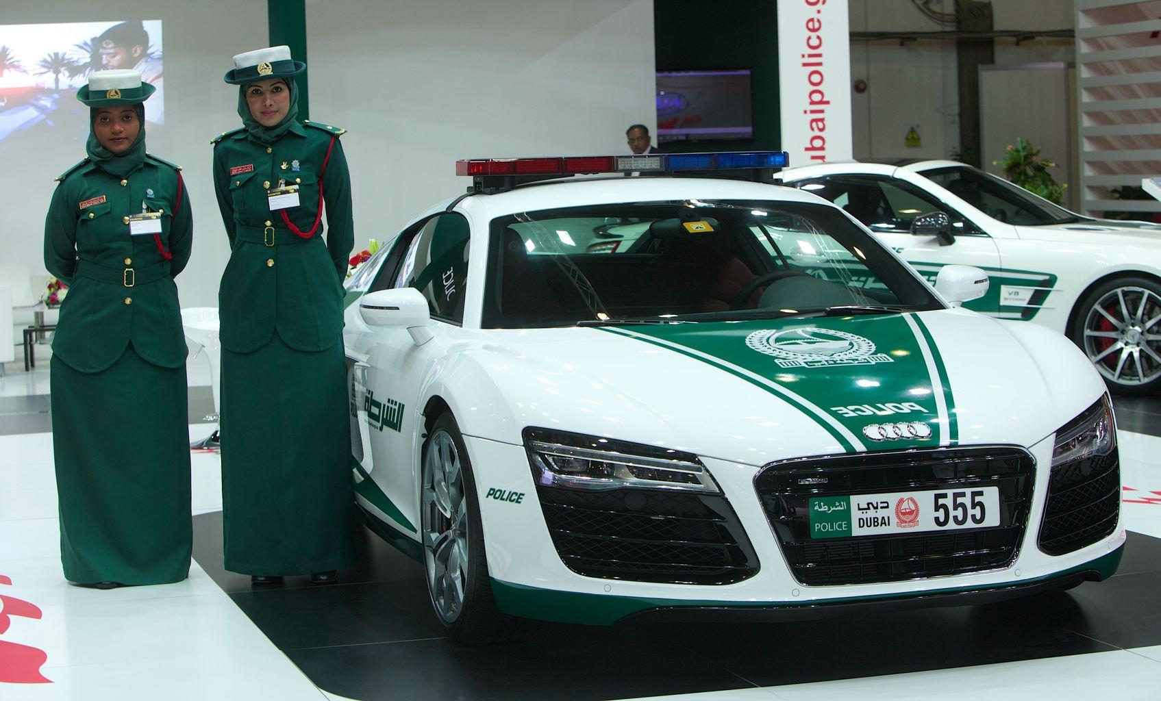 درخواست عجیب پلیس دبی درباره ایران