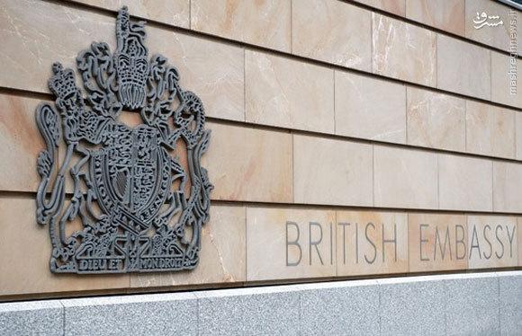 جاسوسی انگلیس از کشورهای دیگر