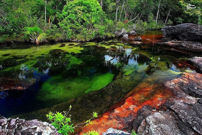 زیباترین رودخانه جهان