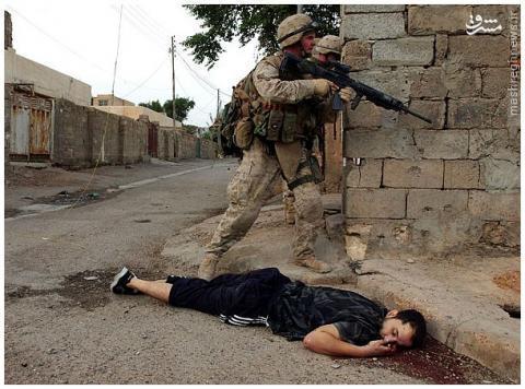 تکتیرانداز آمریکایی برای جمهوریخواهان شلیک میکند؟