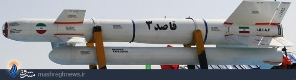 موشک کروز برد بالای 100 کیلومتر