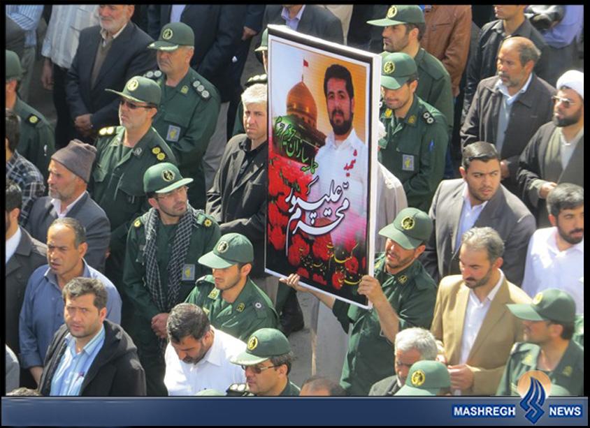 وصیت نامه آخرین شهید «مدافع حرم»