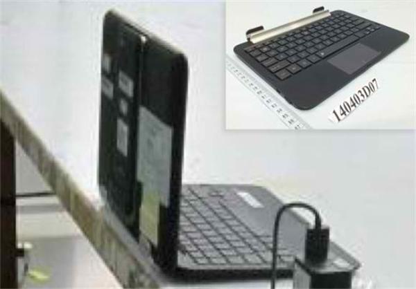 گوشی و لپتاپ در یک محصول+عکس