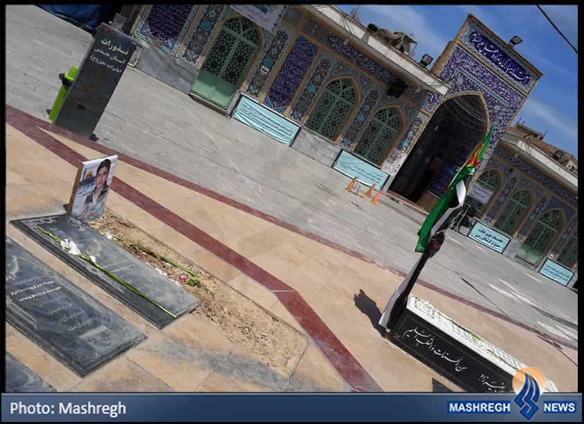 یادگار «فاطمیون» در «اسلامشهر»+تصاویر