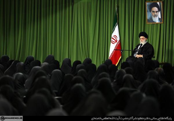 سبک زندگی زنانه از منظر امام خامنهای + تصاویر // در حال ویرایش