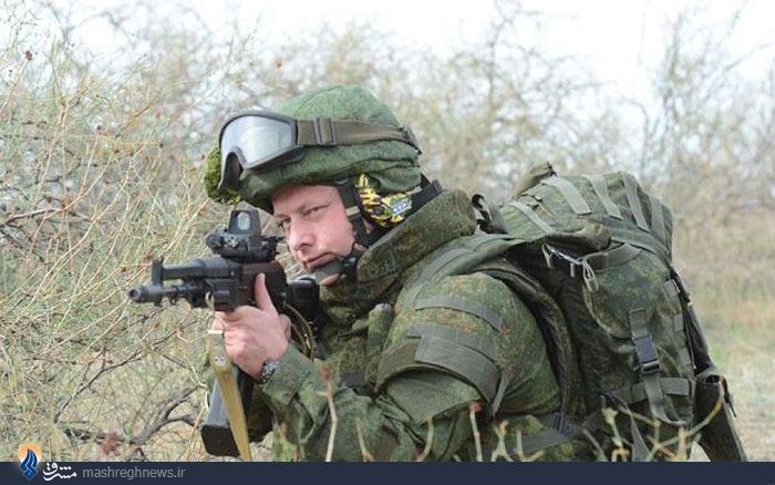 تجهیزات جدید در ارتش روسیه+عکس