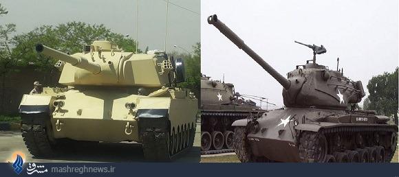 بازگشت مقتدرانه قدیمیترین تانک ایرانی پس از 60 سال +عکس