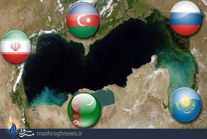 سهم ایران از دریای خزر چقدر است؟+تصاویر و فیلم