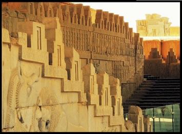گشایش دروازه معماری ایران به روی غرب+تصویر