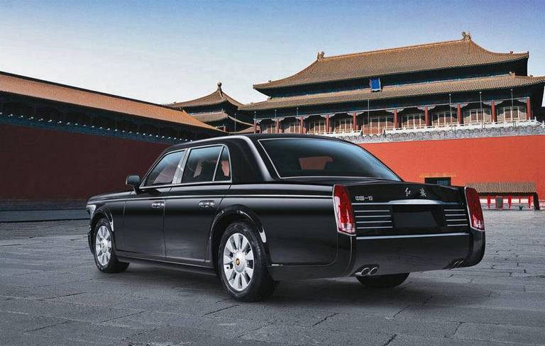 خودروی میلیاردی چینی