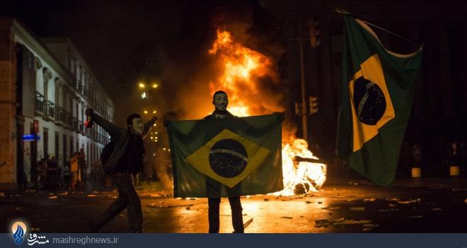 امنیت جام جهانی برزیل را چه شرکتهایی تأمین میکنند؟+تصاویر و فیلم