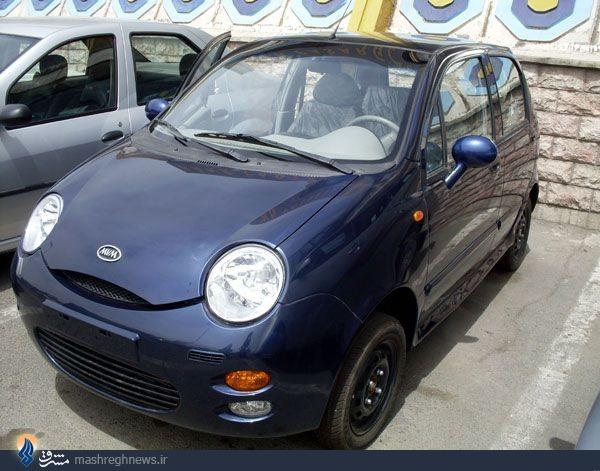 عکس/بیکیفیتترین خودروی بازار ایران