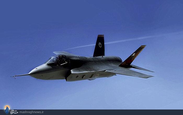 مشکل چینی برای اف 35 آمریکایی+عکس