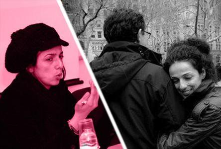 رپرتاژ رسانههای ضدانقلاب برای یک بیحجاب + تصویر