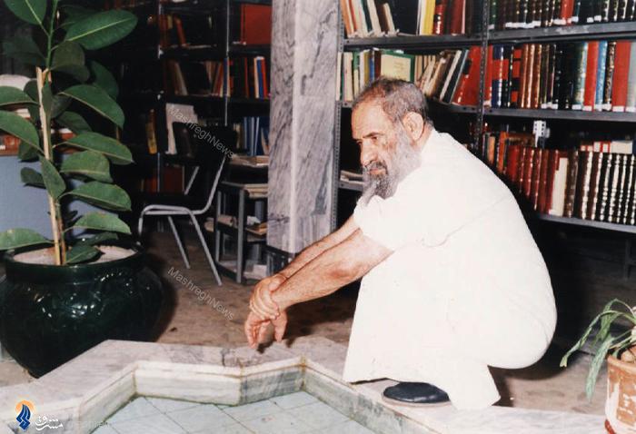 گزارشی از زندگی آیت الله آقای حاج شیخ مسلم ملکوتی رضوان الله علیه