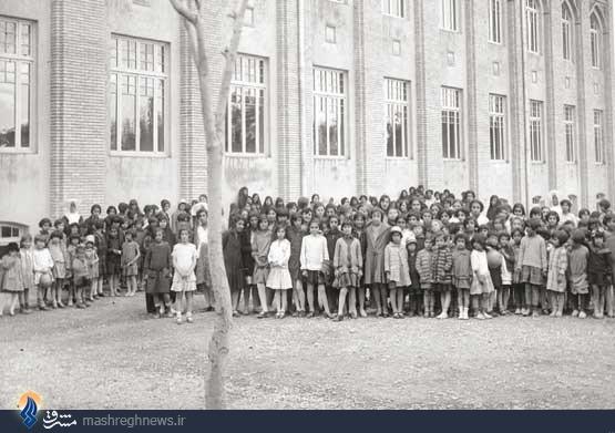نخستین مدرسه اروپایی که در تهران ساخته شد