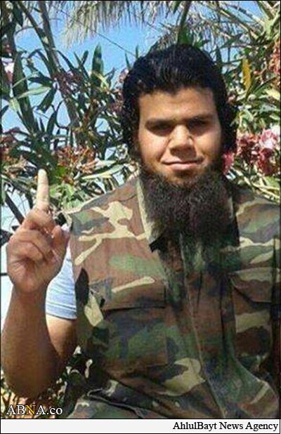هلاکت کوچکترین عضو داعش + عکس