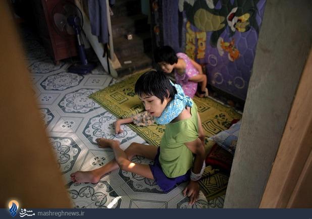 آمریکا با ویتنام چه کرد؟ + تصاویر (+18)