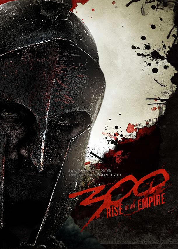 نگاهی به فیلم 300 خیزش یک امپراطوری