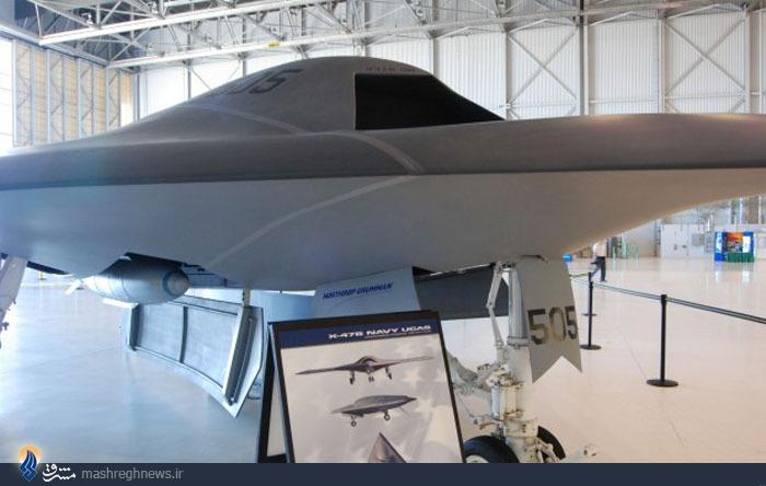 بمب افکن RQ-170+عکس