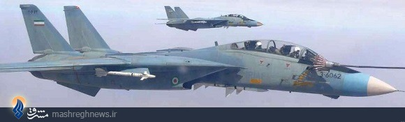 برد جنگندههای ایرانی
