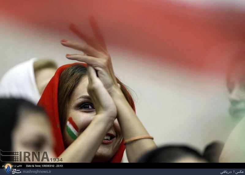 599477 251 مراسم بدرقه تیم ملی در استادیوم آزادی تا فرودگاه امام خمینی