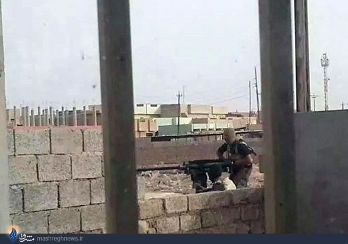 اولین تصاویر از حمله داعش به سامرا