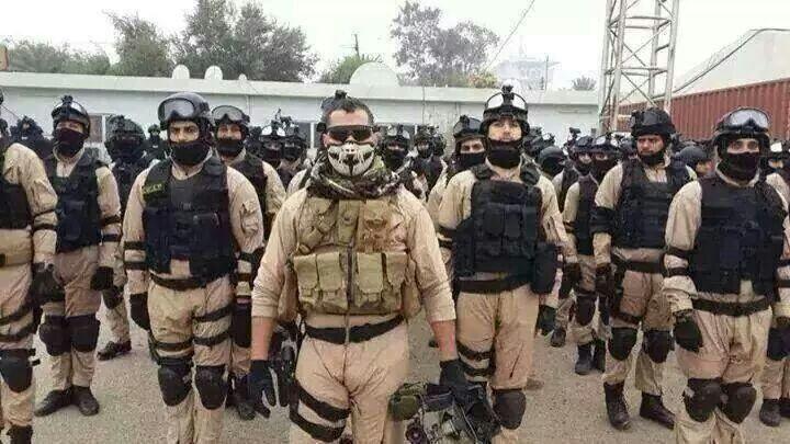 منع آمد و شد در بغداد/ درگیری در اطراف سامرا/ درگیریهای پراکنده در استان دیالی/ داعش خطاب به مالکی: هدف ما بغداد نیست بلکه کربلا و نجف است +نقشه مناطق اشغال شده در عراق و سوریه