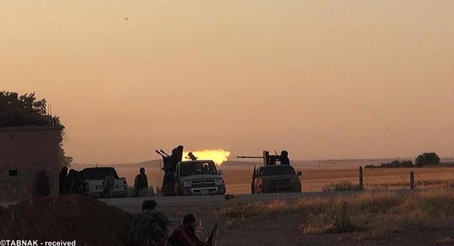 منع آمد و شد در بغداد/ درگیری در اطراف سامرا/ داعش خطاب به مالکی: هدف ما بغداد نیست بلکه کربلا و نجف است +نقشه مناطق اشغال شده در عراق و سوریه