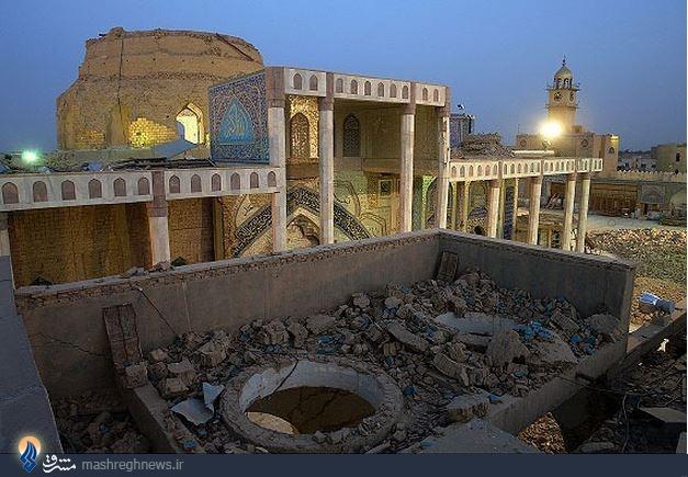 روایتی از جنایات وهابیت در تخریب اماکن مقدس اسلامی