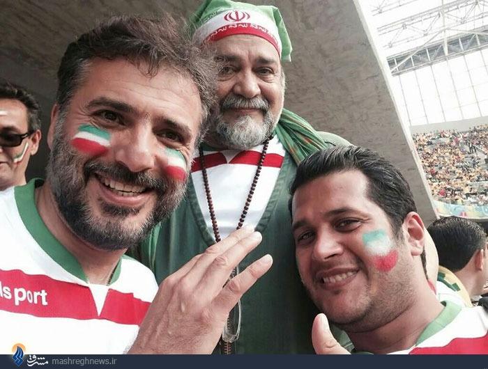عکس/ تماشاگران ایرانی که در تلویزیون ندید