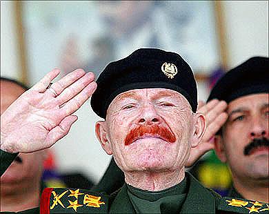 فرمامنده کل داعش - معاون صدام-سفیانی