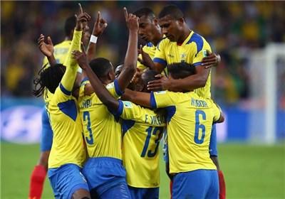 اکوادور با شکست هندوراس امیدوار ماند +جدول