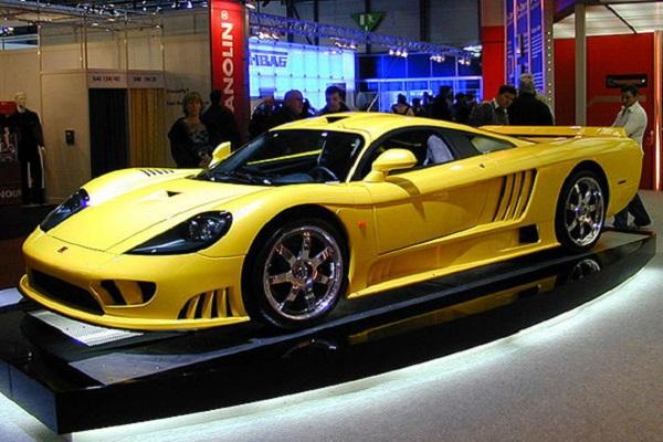 تصاویر/سریعترین خودروهای سوپراسپرت