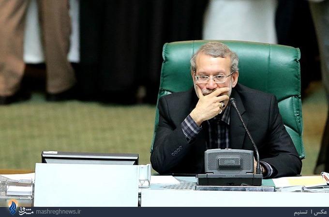 مجلس,علی لاریجانی