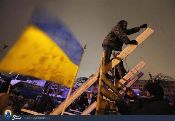 چرا یهودیان و اوکراینی ها با هم متحد شده اند؟/ در حال ویرایش