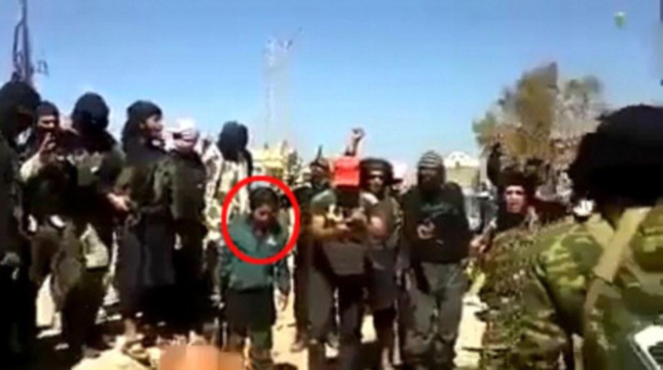عکس داعش داعش جنایت داعش