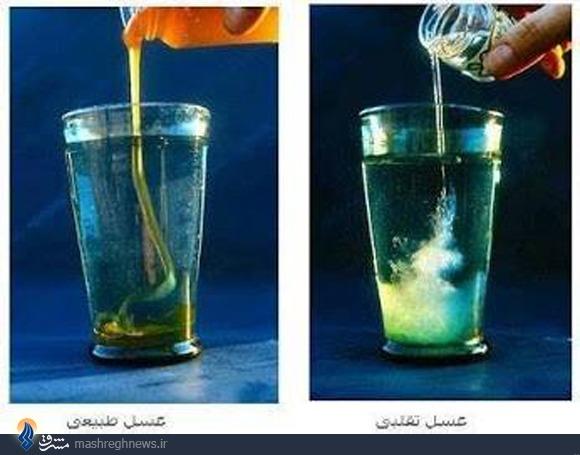 راه تشخیص عسل طبیعی از تقلبی+عکس