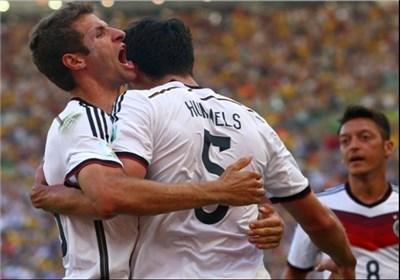 وداع فرانسه با جام جهانی/آلمان اولین تیم صعود کننده به نیمه نهایی