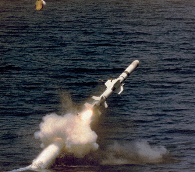 هند موشک هارپون می خرد+عکس