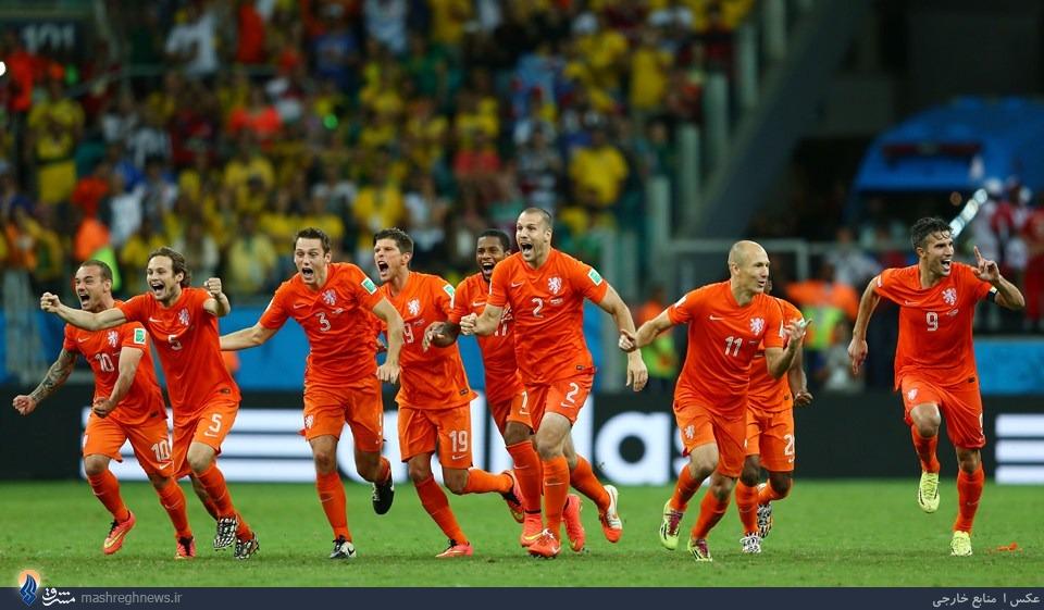 هلند حریف آرژانتین در نیمه نهایی شد/ پایان شگفتیسازی کاستاریکا در ضیافت پنالتی