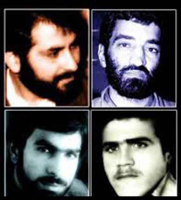 مروری بر زندگی حاج احمد و همراهانش