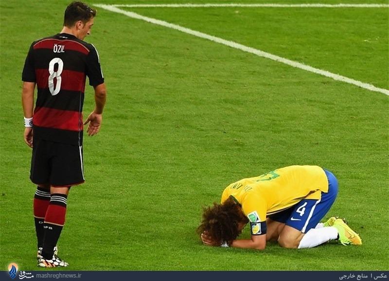 آلمان کمر برزیل را هم مثل نیمار شکست/ چیزی فراتر از تحقیر!