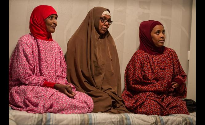 رمضان در سوئد، بدون طلوع و غروب آفتاب + تصاویر