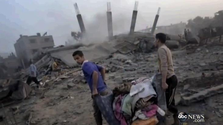 رسانه آمریکایی، قربانیان فلسطینی را اسرائیلی جا زد + عکس و فیلم